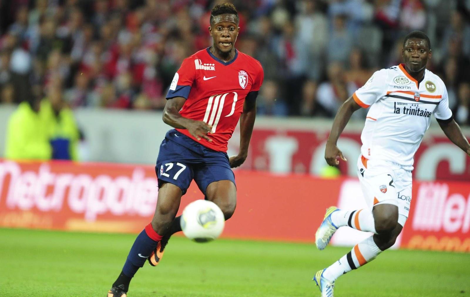 Lille vs Lorient là trận tranh tài hấp dẫn tại vòng 11 Ligue 1