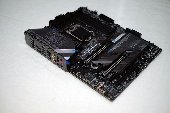 Bo mạch chủ MPG Z590 Gaming Pro Carbon WiFi